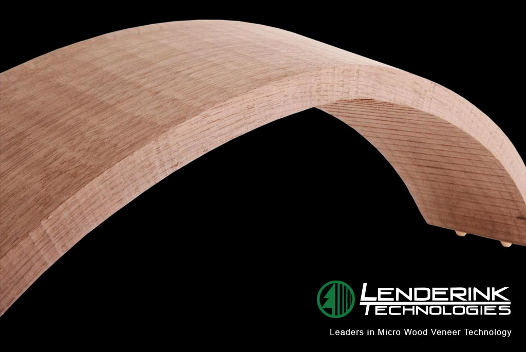 Wood Curved Components