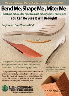 Engineered Core Veneer