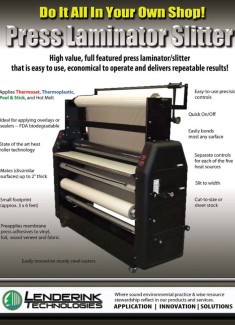 Press Laminator 1