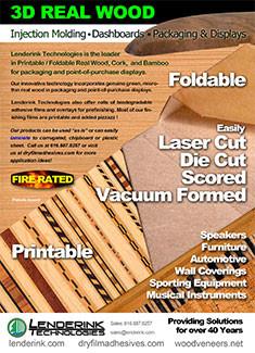 3D Real Wood