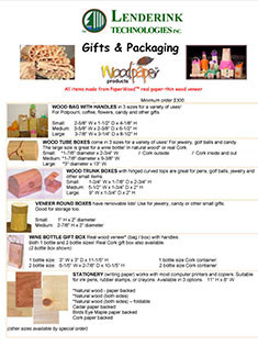 Gifts & Packaging