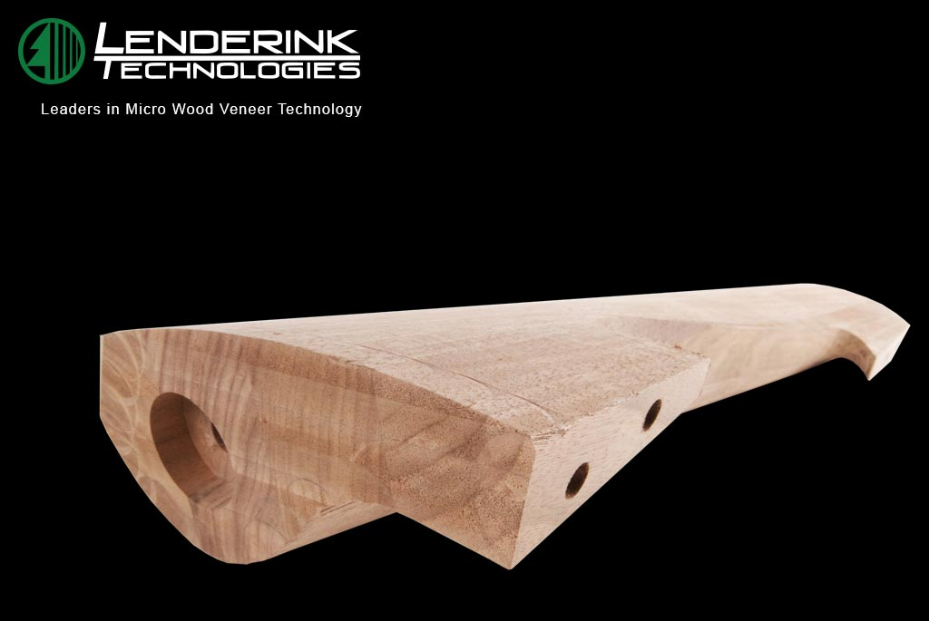 Wood Curved Component