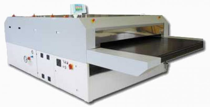 Double Belt Laminating Press
