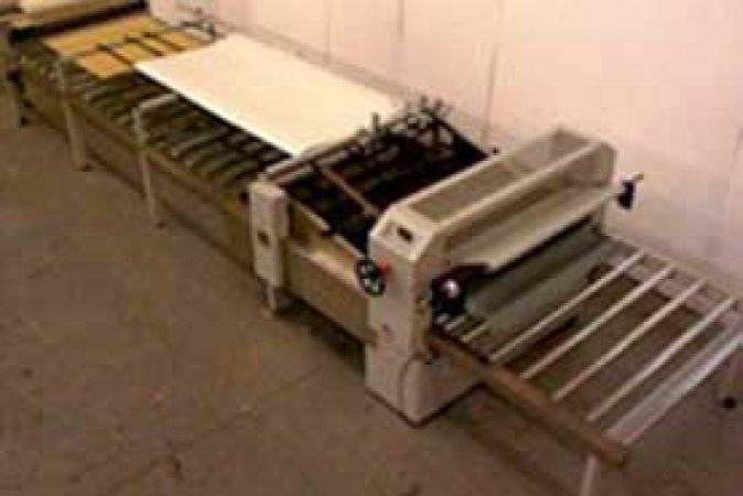 Radiant Heat Panel Machine Lenderink Technologies