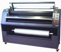 PSA Laminator with Double Nip Roll (heat available)